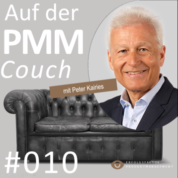 Podcast mit Peter Kairies auf der PMM-Couch