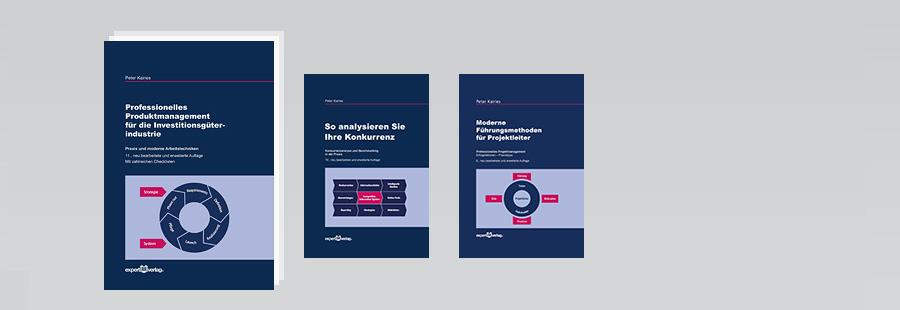 Buch Professionelles Produktmanagement für die Investitionsgüterindustrie